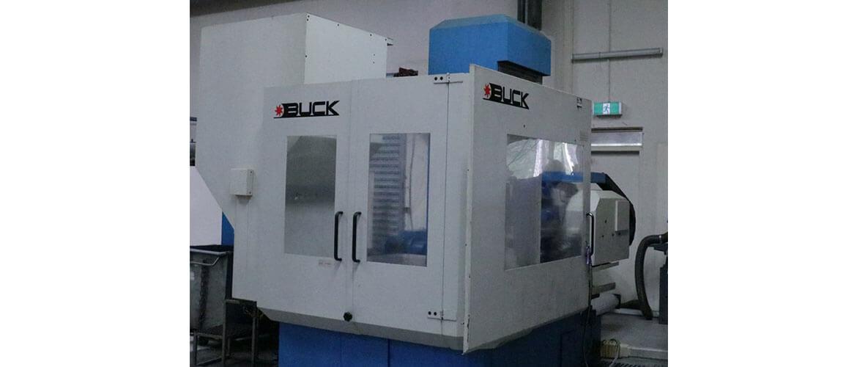 Buck 4 Axis Gun Drill | Gold Coast | Camtech Engineering Pty Ltd