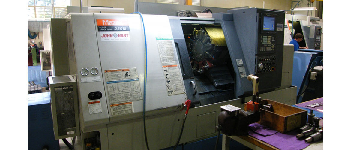 Mazak Lathe Mill | Gold Coast | Camtech Engineering Pty Ltd