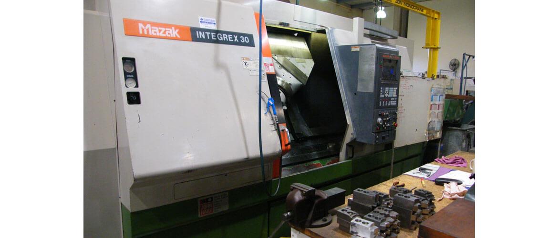 Mazak 4 Axis Lathe | Gold Coast | Camtech Engineering Pty Ltd