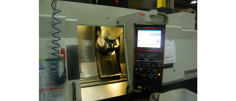 Mazak 5 Axis Lathe | Gold Coast | Camtech Engineering Pty Ltd