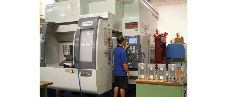 Mazak 5 Axis Mill | Gold Coast | Camtech Engineering Pty Ltd