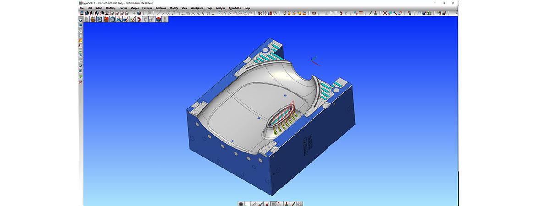 CAM - Hypermill Services | Gold Coast | Camtech Engineering Pty Ltd