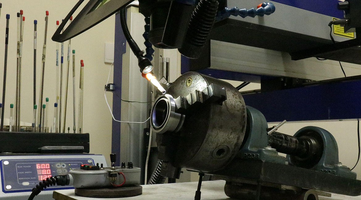 Laser Welding Services | Gold Coast | Camtech Engineering Pty Ltd
