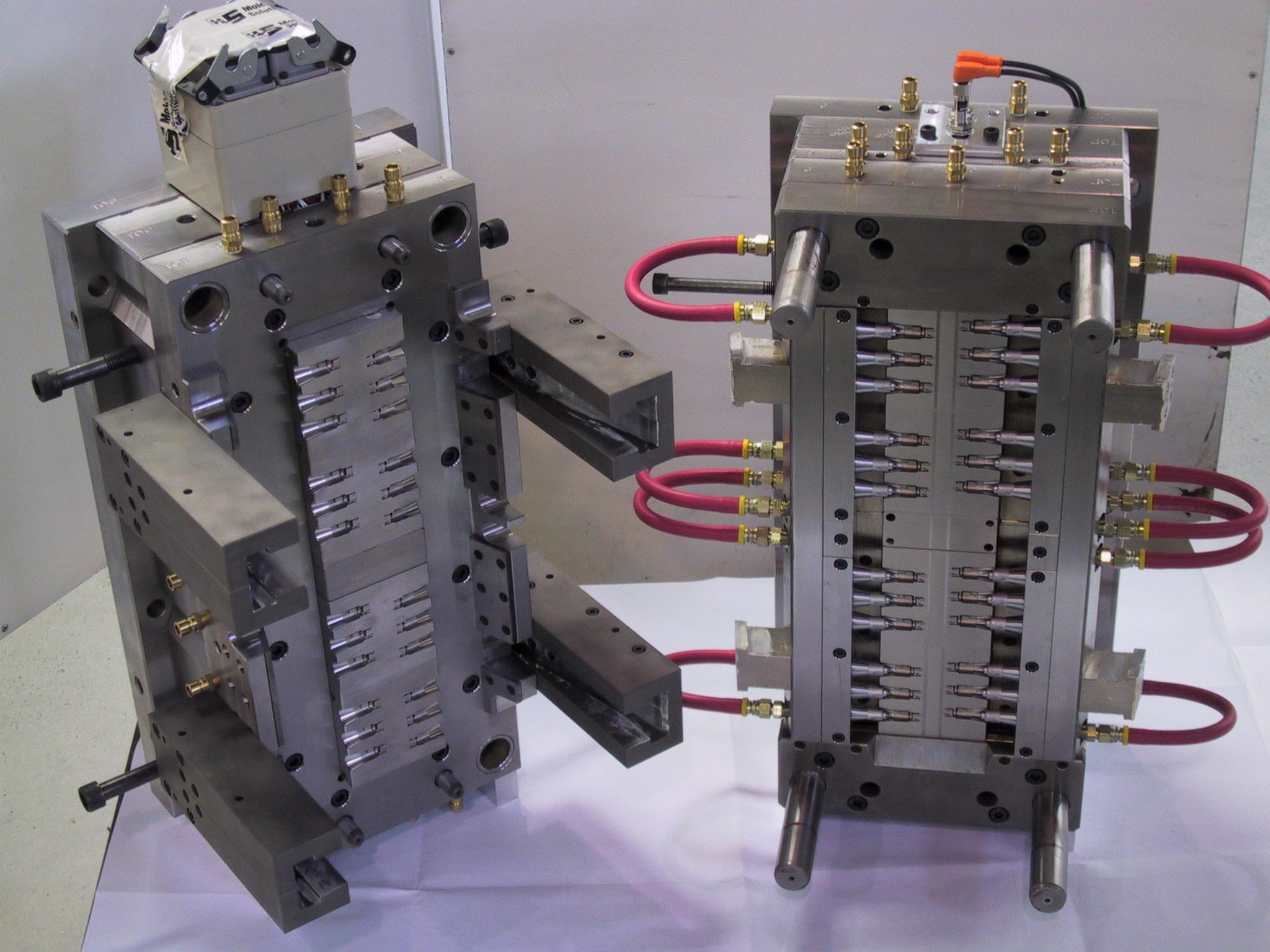 Precision Engineering | Toolmaker | Gold Coast | Camtech Engineering Pty Ltd | Sample 24 Cavity Injection Min