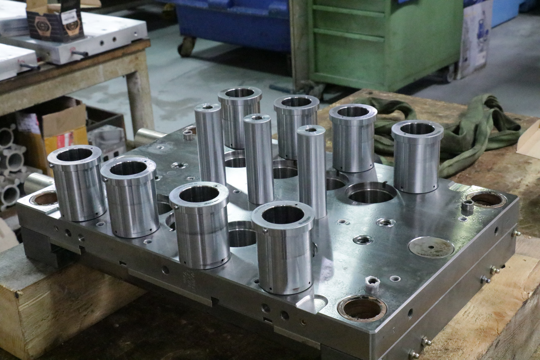 Precision Engineering | Toolmaker | Gold Coast | Camtech Engineering Pty Ltd | Sample 8 Cav 01 Stripper Min