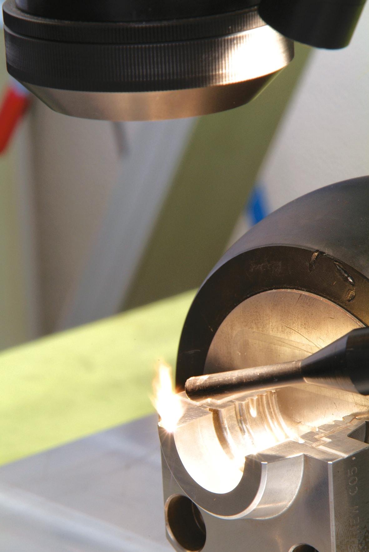 Precision Engineering | Toolmaker | Gold Coast | Camtech Engineering Pty Ltd | Sample Laser Welder Min