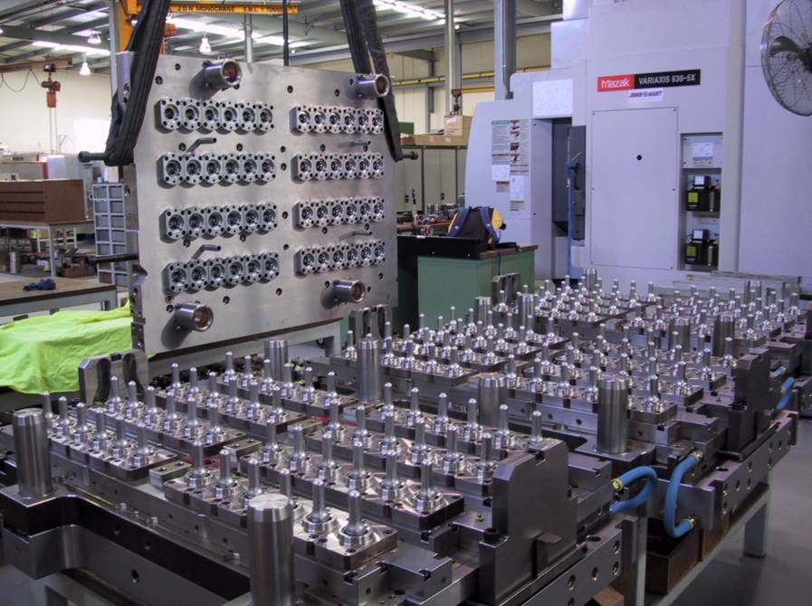 Precision Engineering | Toolmaker | Gold Coast | Camtech Engineering Pty Ltd | Sample Pet Preform 02 Min