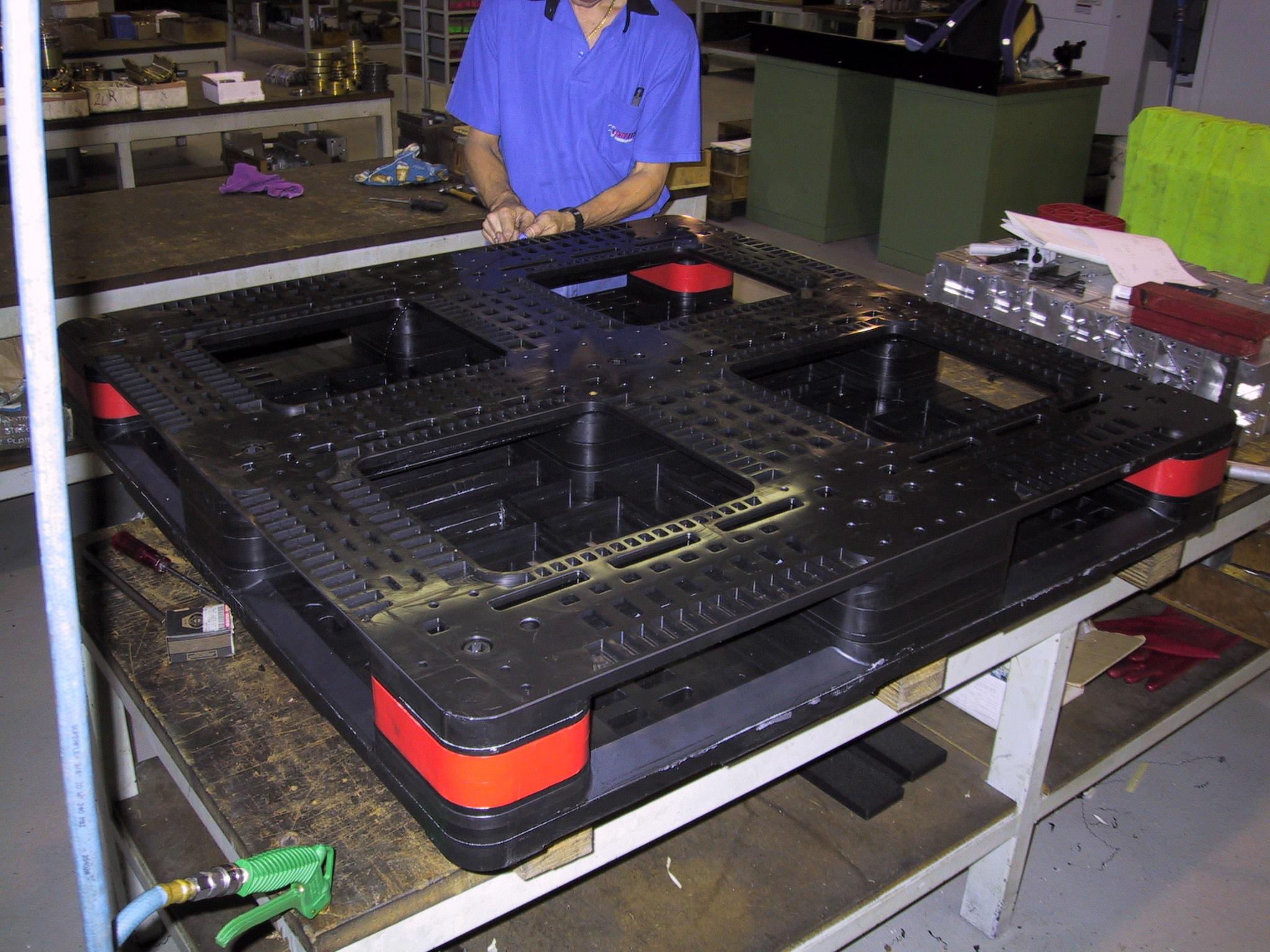 Precision Engineering | Toolmaker | Gold Coast | Camtech Engineering Pty Ltd | Sample Pallet 12 Min