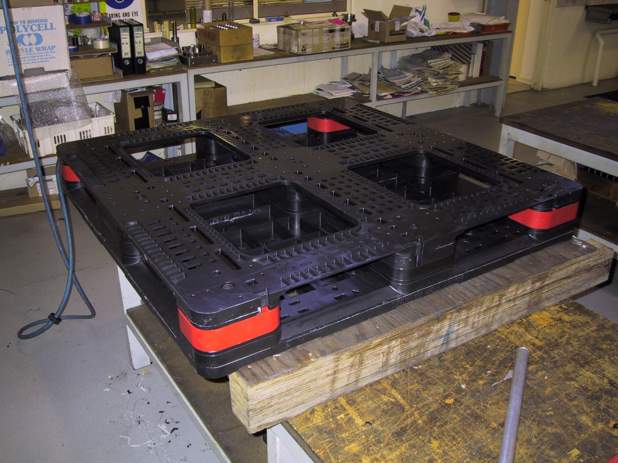 Precision Engineering | Toolmaker | Gold Coast | Camtech Engineering Pty Ltd | Sample Pallet 13 Min